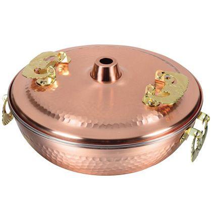 パール金属 純銅製 しゃぶしゃぶ鍋HB-1790 26cm 246560