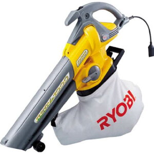 RYOBI(リョービ) ブロワバキューム RESV-1000 電動ブロワー ブロア 電源式 1台