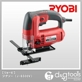 RYOBI/リョービ リョービジグソー 261 x 223 x 90 mm J-6500V 1台