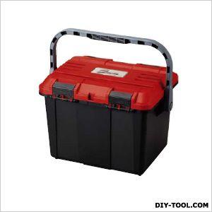 リングスター ドカット 工具箱(ツールケース) レッド/ブラック (D-4700) リングスター ツールボックス 樹脂