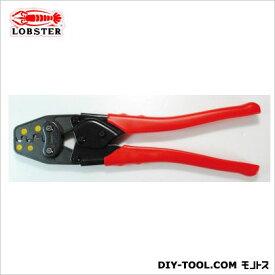ロブテックス 圧着工具 絶縁被覆付閉端接続子用 全長:270mm AK28A
