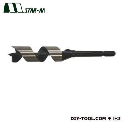 スターエム 先三角ショートビット 12mm (5B-120) 木工用ショートビット ドリル 木工 木工用 ショートビット