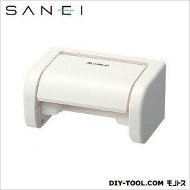 SANEI ワンタッチペーパーホルダー 芯なし兼用タイプ 高さ85mm×幅164mm×奥行104mm W373 1点