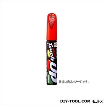 ソフト99 タッチアップペン 純正カラーNo.196 グレーマイカM (T-42)