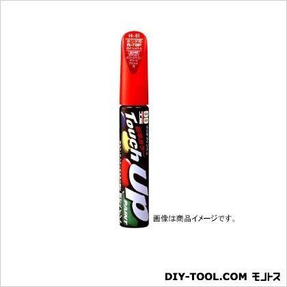 ソフト99 タッチアップペン 純正カラーNo.3R9 ボルドーマイカM (T7637)