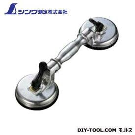 シンワ測定 シンワハンド吸着盤ダブルA 74483