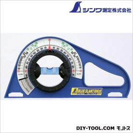 シンワ測定 ブルースラント回転式 (78546) 水平器 水平 水平機