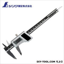 シンワ測定 デジタルノギス ソーラーパネル 12×76×235mm 19983