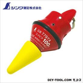 シンワ測定 下げ振り錘 32×32×96mm (77974)
