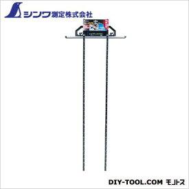 シンワ測定 シンワ丸ノコガイド定規Tスライドダブル90cm(併用目盛・突き当て可動式) ブラック 425×1062×30mm 73705