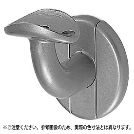 シロクマ C形ブラケットL受 ブラック 35径 (BR-600)