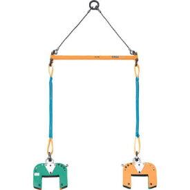 スーパーツール スーパー木質梁専用吊クランプ天秤セット BLC200S 1S