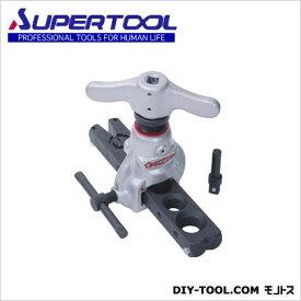スーパーツール スーパーフレアリングツールセット(偏芯式)手動電動兼用型、新冷媒・新規格対応 TF456WDH