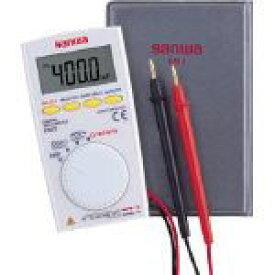 三和電気計器 ポケット型デジタルマルチメータ PM3 1 個