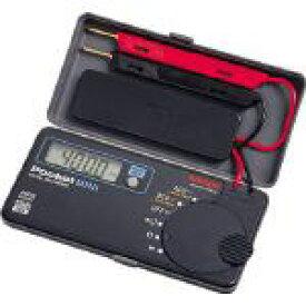 三和電気計器 ポケット型デジタルマルチメータ PM7A 1 個