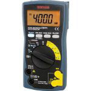 三和電気計器 SANWA デジタルマルチメータ バックライト搭載 1個 CD771 CD771 1 個