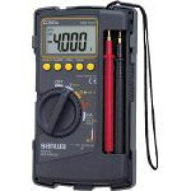 三和電気計器 SANWA デジルマルチメータ 保護カバー付き 1個 CD800A CD800A 1 個