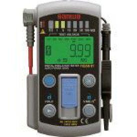 三和電気計器 SANWA スマートスタイル7レンジ式デジタル絶縁抵抗計 1台 HG561H HG561H 1 台