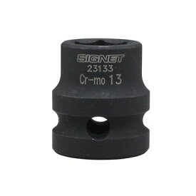 シグネット 1/2DR インパクト用ショートソケット (23133)