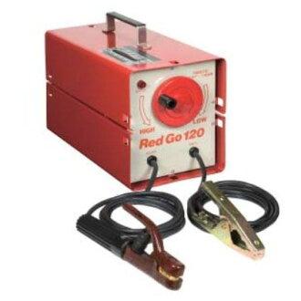Suzukid 交流電弧焊接機 / 低電壓焊接杆專用紅色去 120 50 Hz 遮光面與 (嗇色園 121R)
