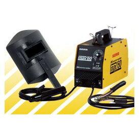 スズキッド 100V専用直流インバータ溶接機 アイマックス60DIY用溶接器 SIM-60 1台
