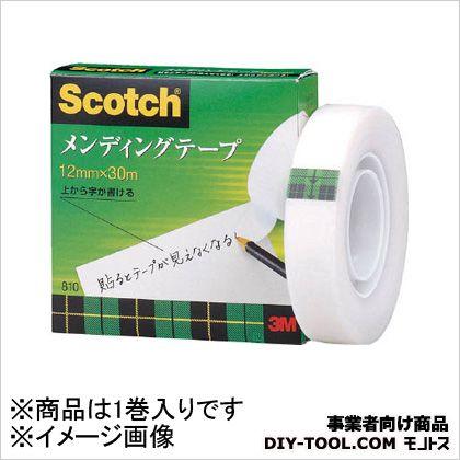 3M(スリーエム) メンディングテープ 25mm巻芯 810118 1 巻