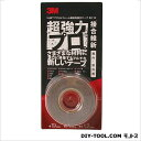 3M(スリーエム) 超強力両面テープ 接合維新 19mm×1.5m BR-12