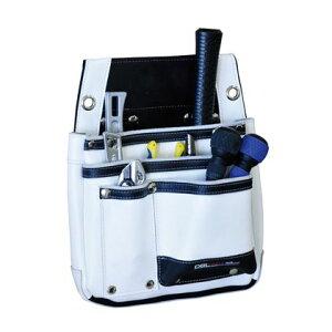 DBLTACT 本革釘袋 卓越モデル 白 DTL-07-WH