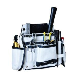 DBLTACT 本革釘袋 卓越モデル 白 DTL-99-WH