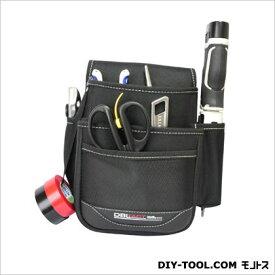 DBLTACT 腰袋 ブラック 240×210×150mm (DT-27-BK)