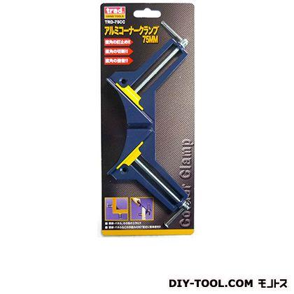 TRAD アルミコーナークランプ H95×W210×D24mm TRD-75CC