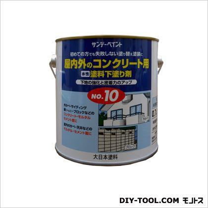 サンデーペイント 水性塗料下塗り剤No.10 0.7L プライマー 塗料 下塗り