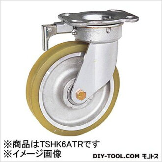 末廣車輛製造廠ribokyasutauretan車輪Φ150(*1)TSHK6ATR