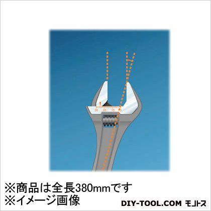 バーコ モンキーレンチ 380mm (×1) 8074