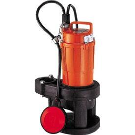 寺田ポンプ 小型汚物混入水用水中ポンプ 50Hz SXA-150