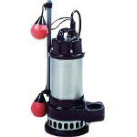 寺田ポンプ 汚物混入水用水中ポンプ(水中スーパーテクポン)自動 50Hz CXA-750 1 台