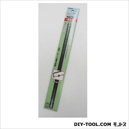 トップマン No.6 弓鋸替刃 3枚入 金属用 鋸替刃 替刃