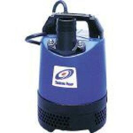 鶴見製作所(ツルミポンプ) 一般工事排水用水中ハイスピンポンプ(60HZ)LB480(水中ポンプ) LB-480 1 台