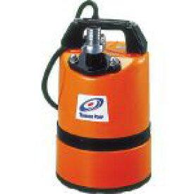 鶴見製作所(ツルミポンプ) 低水位排水用水中ポンプ(LSC型)残水処理用(60HZ) LSC1.4S 1台