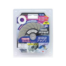 EARTH MAN ダイヤモンドディスク 研磨&切断用 H160×W135×D5(mm)