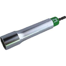 トップ工業 電動ドリル用アルファソケットロングタイプ 21mm EDX21L
