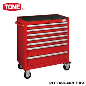 TONE/トネ ワイドローラーキャビネット 外観寸法;W861xD498xH995mm WSW207R