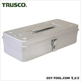 TRUSCO トラスコ トランク型工具箱373X163X102シルバー T-350SV 工具 収納 ツールボックス