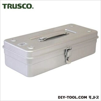 Trusco 树干工具盒银色 W359 × D163 x H 102 (T350SV) trusco 工具盒工具箱钢