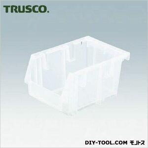 トラスコ(TRUSCO) VN型コンテナ0.6L半透明 150 x 105 x 80 mm VN1NTM