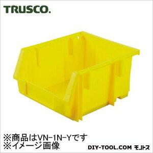 トラスコ(TRUSCO) VN型コンテナ0.6Lイエロー 150 x 105 x 80 mm VN1NY