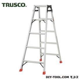 トラスコ アルミ合金製はしご兼用脚立 高さ1.40m  THK150