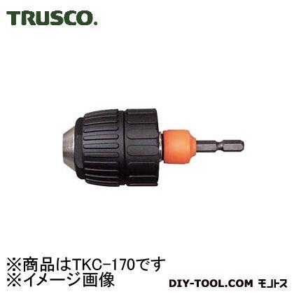 トラスコ キーレスドリルチャック TKC170