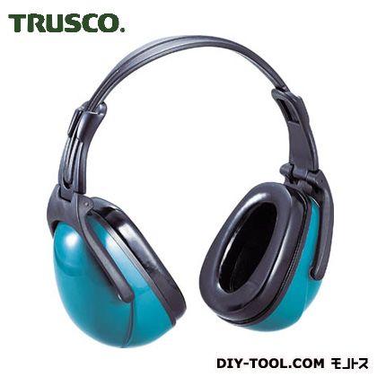 TRUSCO イヤーマフ折りたたみ式NRR値20dB TEM-80