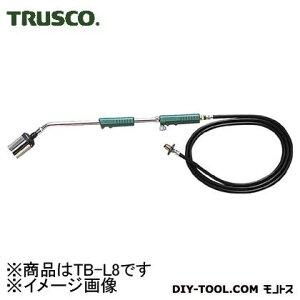 トラスコ(TRUSCO) プロパンバーナーホース3M付火口径8号 1040 x 180 x 90 mm TB-L8 1S